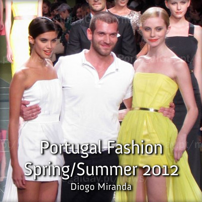 PORTUGAL: Jóias e Diogo Miranda no PortugalFashion