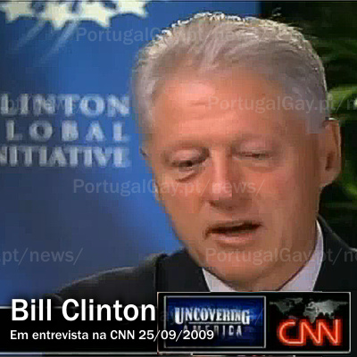 EUA: Bill Clinton pronuncia-se sobre as leis anti-gay do Uganda